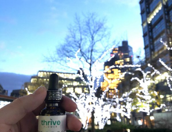 Thrive Flower CBD Products