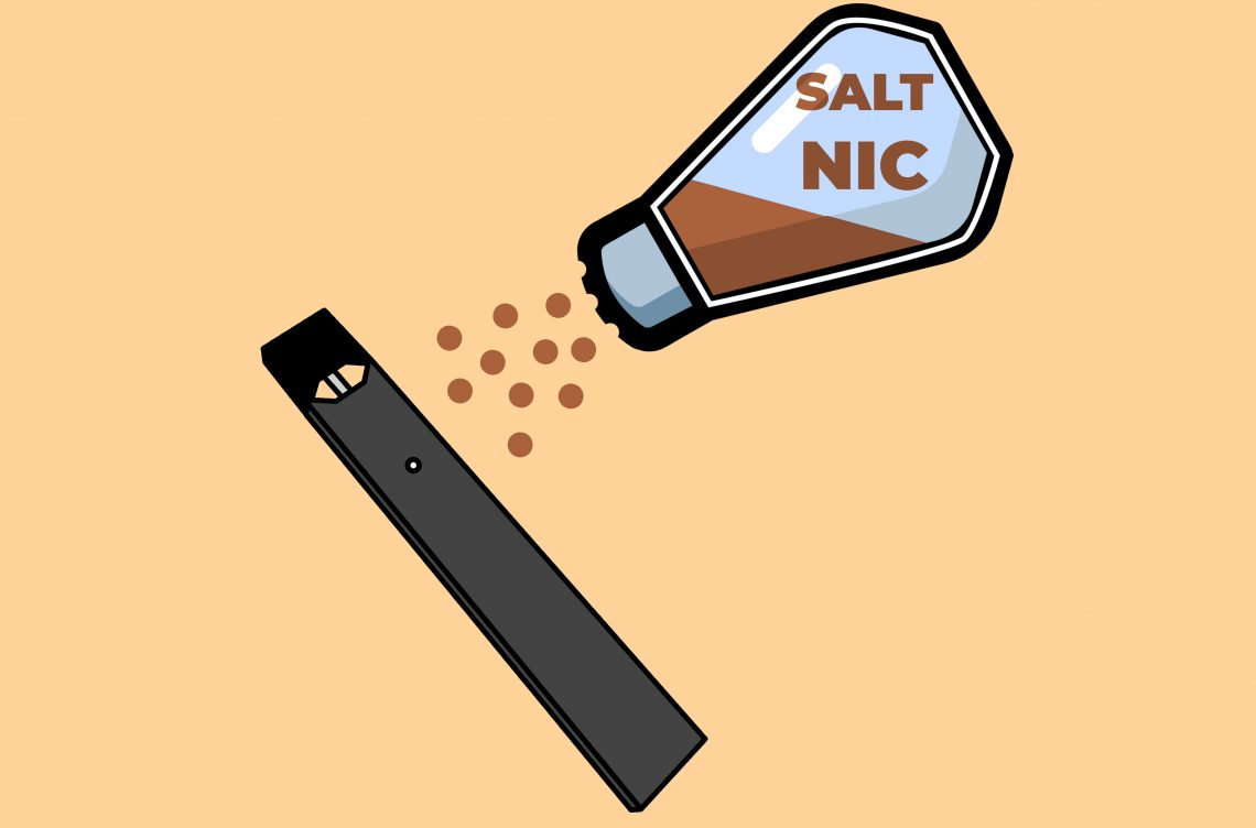 Best Mint and Menthol Nicotine Salts for 2021