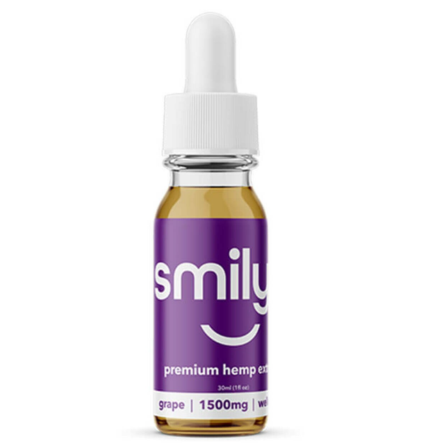 Smilyn LemonCBD Tincture