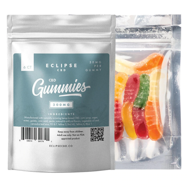 Eclipse CBD Assorted Gummies