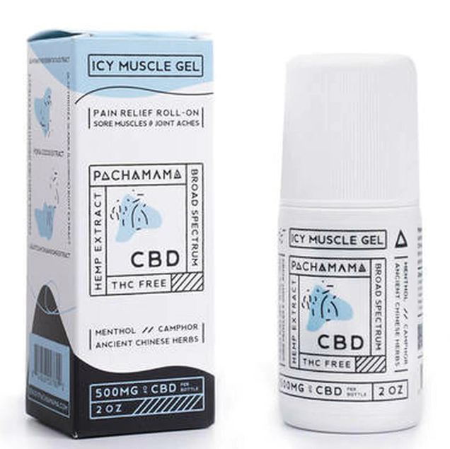 Pachamama – CBD Topical - Icy Muscle Gel