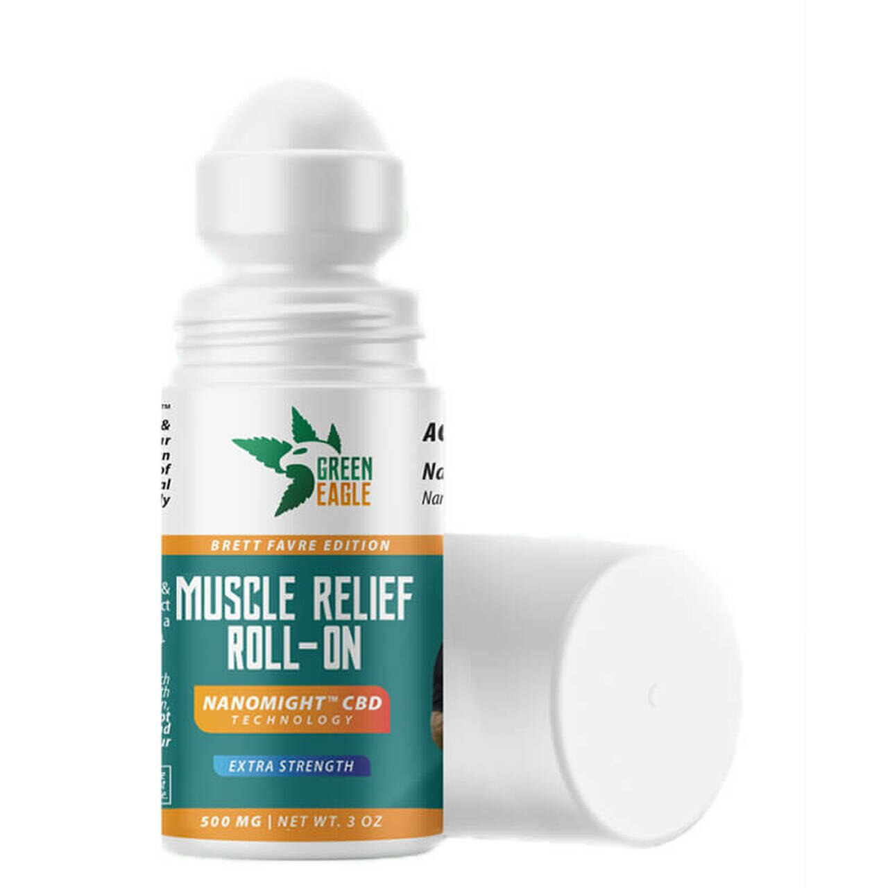 Green Eagle Broad Spectrum Muscle Relief Roll-On