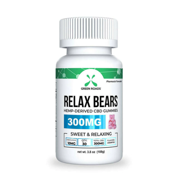 Green Roads Relax Bear 300mg